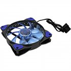 COOLER PARA GABINETE 120MM GMX-GF12B AZUL GAMEMAX