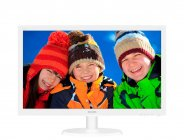"MONITOR PHILIPS 21,5"" LED FULL HD 223V5LHSW2 / HDMI / VESA / BRANCO"