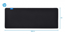 MOUSE PAD GAMER MP9040 EXTRA GRANDE 7900MM X 350MM PRETO HP