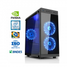 COMPUTADOR COMPUSONIC GAMER (I3 9100F / H310 / 8GB DDR4 / SSD 240GB M2 / 500W 80 PLUS / GTX 1650 4GB)