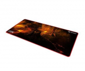 MOUSE PAD GAMER DOOM FIRE MP-G1100 700X300MM PRETO C3TECH