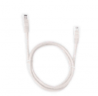 CABO DE REDE PATCH CORD CAT6E PC-ETH6U15WH RJ45 1,5MTS BRANCO PLUS CABLE