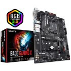 PLACA MAE GIGABYTE B450 GAMING X - AMD AM4 - DDR4 - ATX