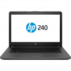 NOTEBOOK HP 240G6 INTEL CORE I5 7200U 8GB SSD 256GB 14 WINDOWS 10 PRO PRETO