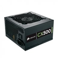 FONTE ATX CX-500W CP-9020047-WW S/CABO 80 PLUS BRONZE CORSAIR