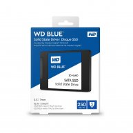 SSD WD 250GB BLUE SATA3 2.5 7MM WDS250G2B0A